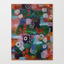 Ocean Spring Canvas Print