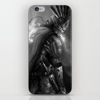 christ iPhone & iPod Skins featuring Christ Within by Steve Goad