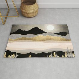 Winter Moon Rug