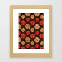 Autumn Melody Framed Art Print