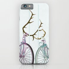Bicycles in Love Slim Case iPhone 6s