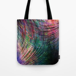 The Ghost Dream Tote Bag