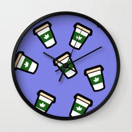 PSL Wall Clock