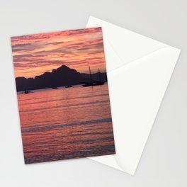 Palawan Sunset 2 Stationery Cards