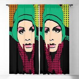 """""""Twiggy Pop Color"""" Blackout Curtain"""