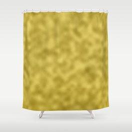Gold Foil Shower Curtain