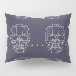 Skulls Pillow Sham