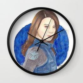 Agent Melinda May Wall Clock