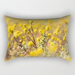 Outback flower bonanza Rectangular Pillow