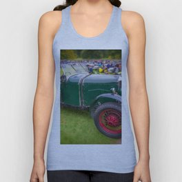 Riley Classic Car Unisex Tank Top