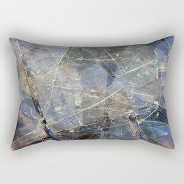 Glass Rectangular Pillow