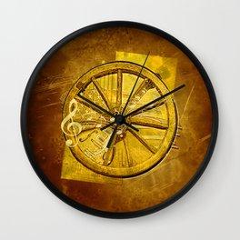 Hot Country Wall Clock
