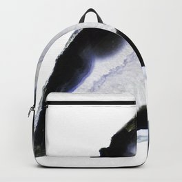 Blue syrup Agate Backpack