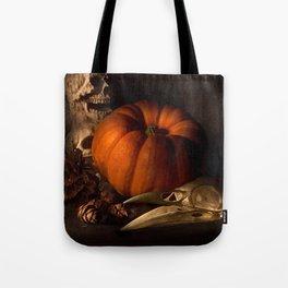 Halloween Still Life Tote Bag