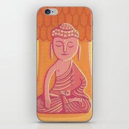 Buddha C iPhone Skin