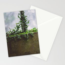wall flower Stationery Cards
