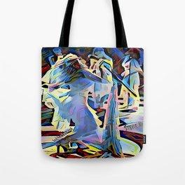 Steve Nicks - Wild Heart Passion Tote Bag