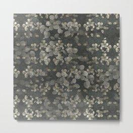"""Nacre pearls on silver river"" Metal Print"