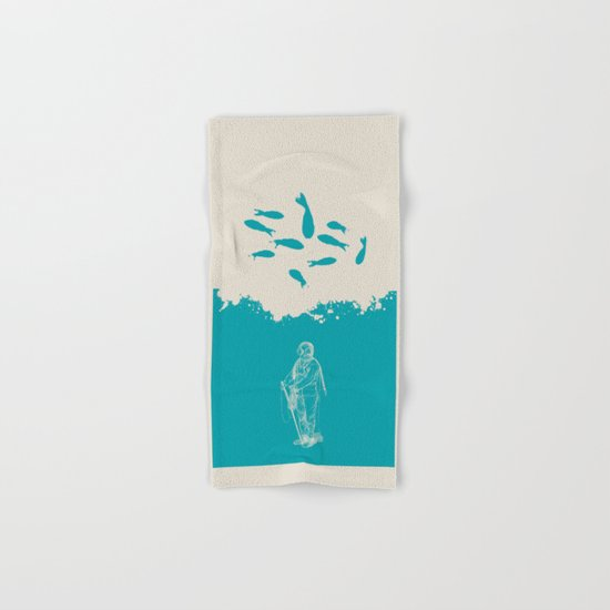 Dive Hand & Bath Towel