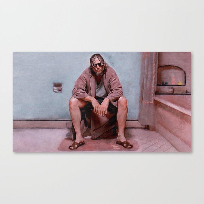 The Big Lebowski - Loser Canvas Print