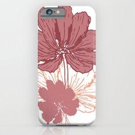 flower shade.1. iPhone Case
