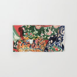 Seville Still Life by Henri Matisse Hand & Bath Towel