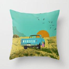WONDERFUL Throw Pillow