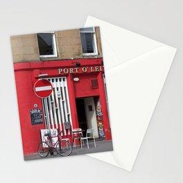 Port O'Leith Edinburgh Stationery Cards