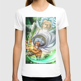 Silver Rayleigh - One PIece T-shirt