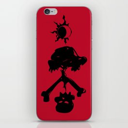 Tree of Life (Red) iPhone Skin