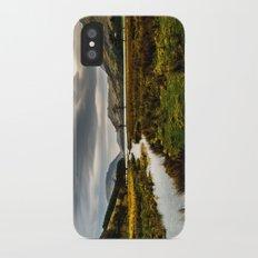 Feeding the waters Slim Case iPhone X