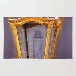 Castle Nympfenburg Munich : The golden Lantern Rug
