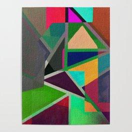 Complicerend Piet Mondriaan Poster
