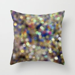 We Are Shining Throw Pillow