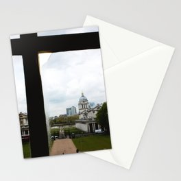 View from the Queen's House Stationery Cards
