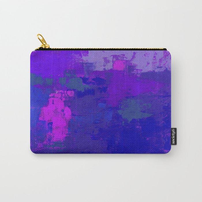 Color Splendor No.1l by Kathy Morton Stanion Carry-All Pouch