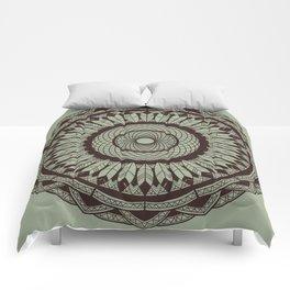 Mandala 7 Comforters