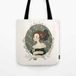 The tenant of Wildfell hall Tote Bag