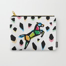 Rainbow Anigami Horse Carry-All Pouch