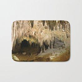 341 - Abstract cave design Bath Mat