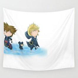 Kingdom Hearts Wall Tapestry