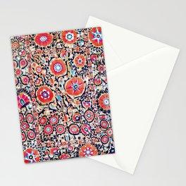 Shakhrisyabz Suzani Uzbek Embroidery Print Stationery Cards