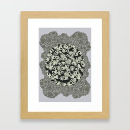 Where No Snail Has Gone Before Framed Art Print