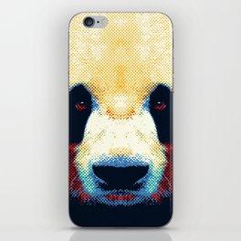 Panda - Colorful Animals iPhone Skin