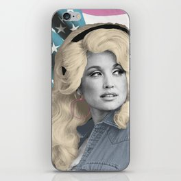 Americana Dolly iPhone Skin