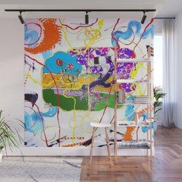 Garden Joy        by   Kay Lipton Wall Mural