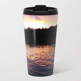 Baseline sunset Travel Mug