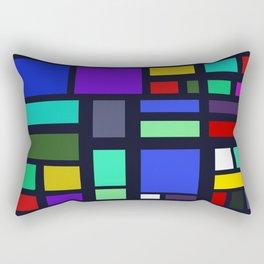 Square Bob Rectangular Pillow