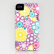 BOLD & BEAUTIFUL blooms Slim Case iPhone (4, 4s)