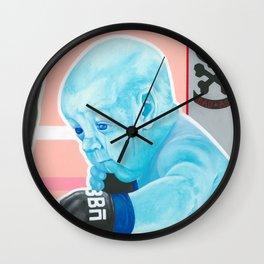 Baby Bad Ass Wall Clock